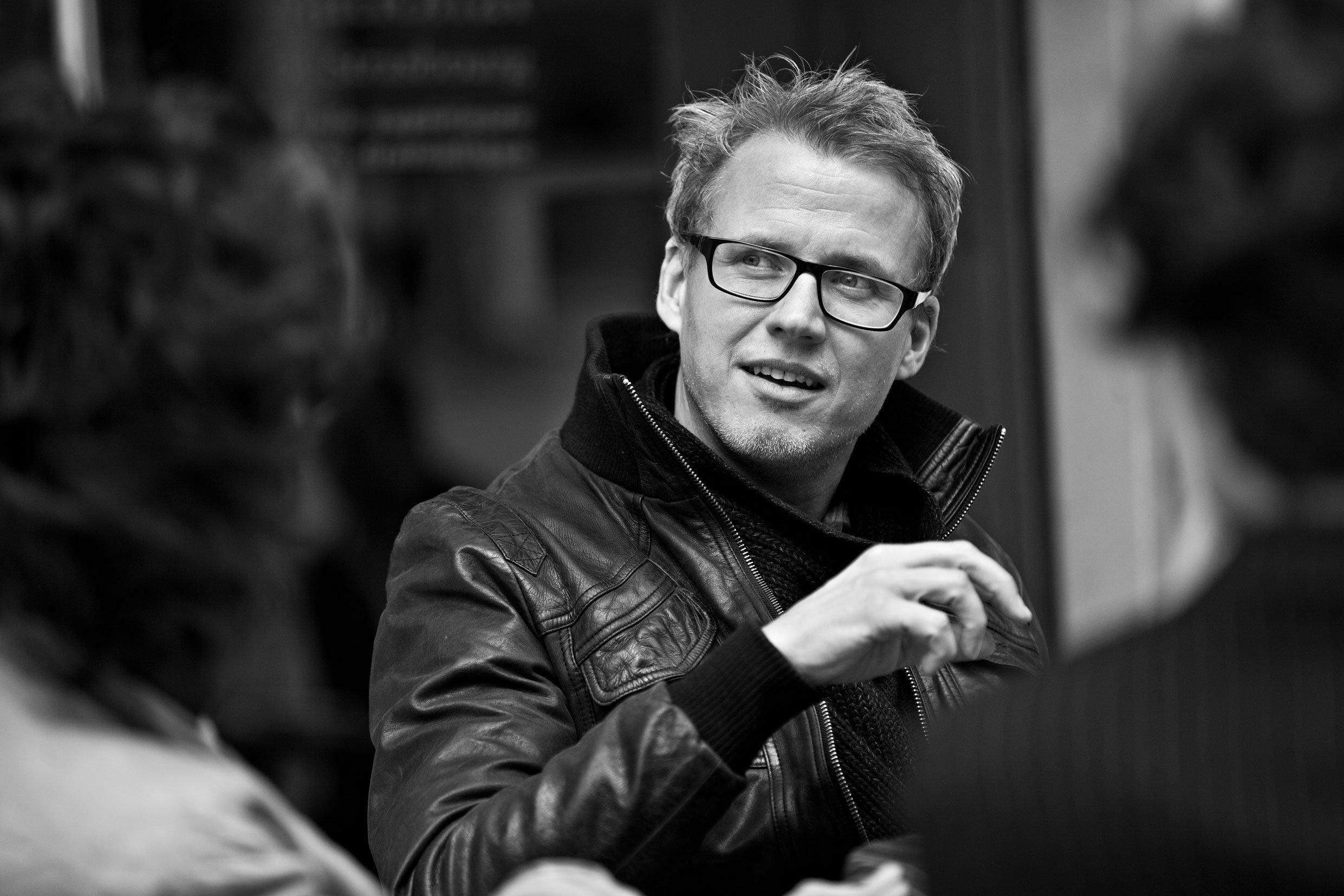 Falk Richter, auteur associé au TNS